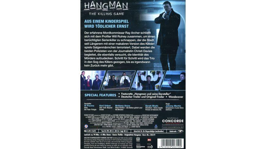 Hangman The Killing Game