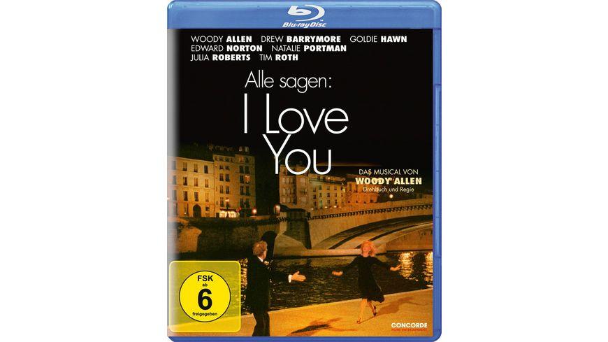 Alle sagen I Love You