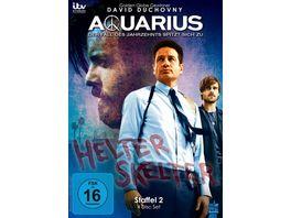 Aquarius Staffel 2 Episode 01 13 4 DVDs