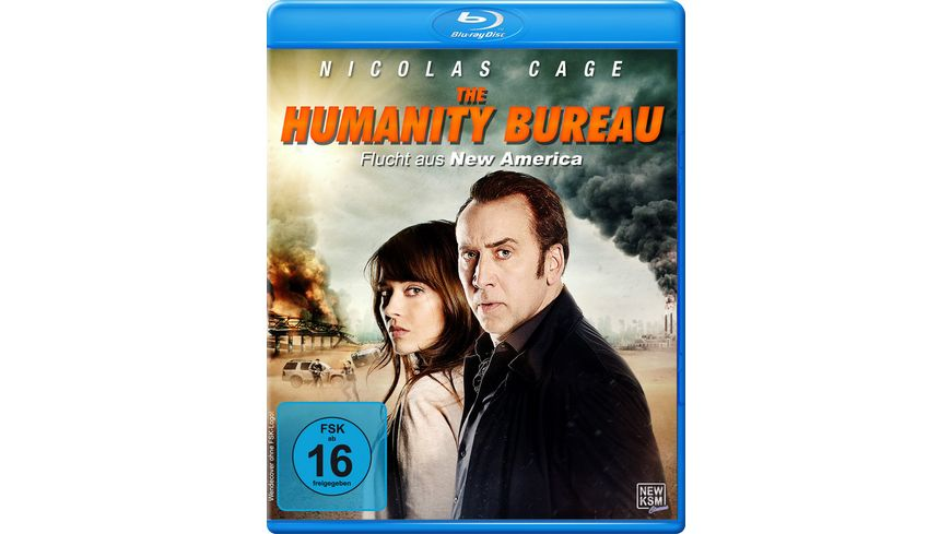 The Humanity Bureau Flucht aus New America