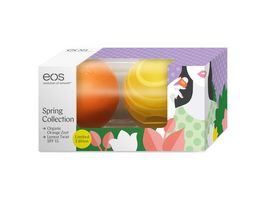 eos Lip Balm Spring Collection