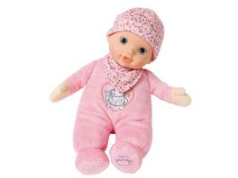 Zapf Creation Baby Annabell Softpuppe Newborn Heartbeat