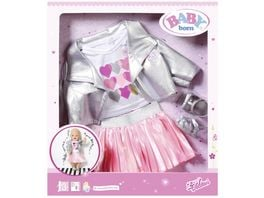 Zapf Creation BABY born Deluxe Trendsetter Outfit