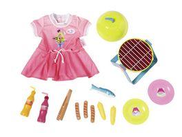 Zapf Creation BABY born Play Fun Grillspass Set