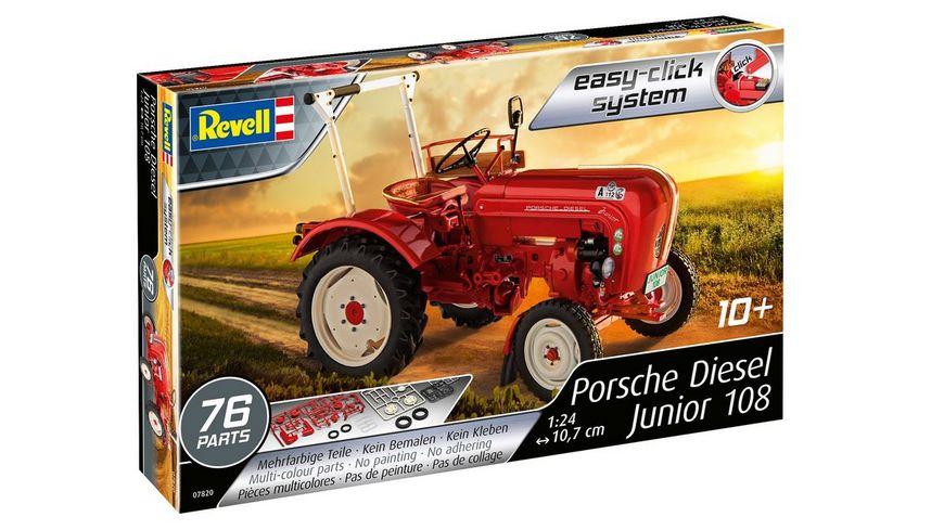 Revell 67820 Model Set Porsche Junior 108