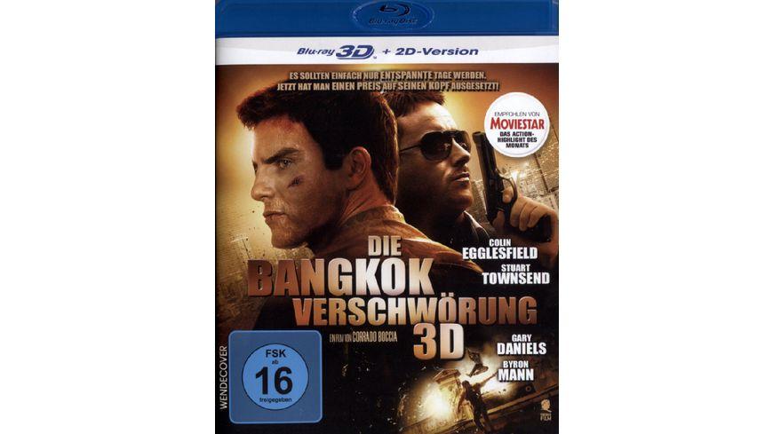 Die Bangkok Verschwoerung inkl 2D Version