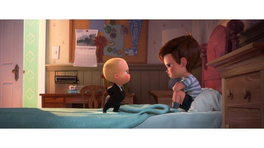 The Boss Baby Blu ray 2D