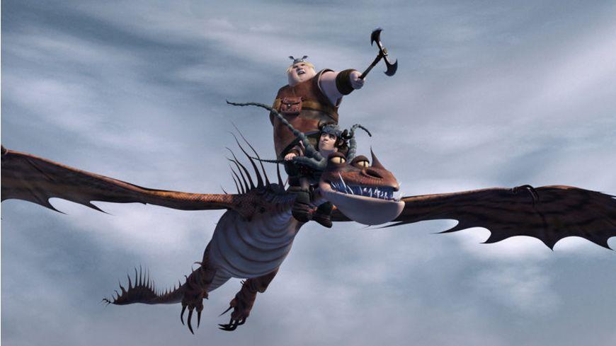Dragons Auf zu neuen Ufern Vol 1