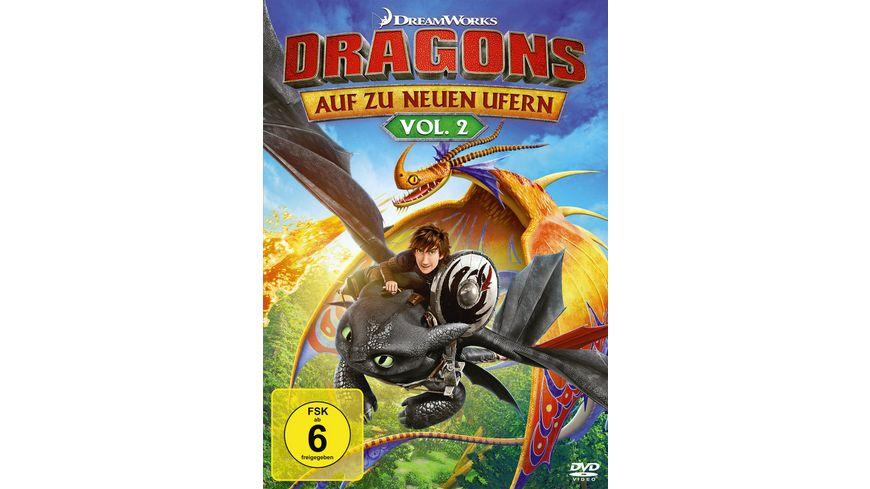 Dragons Auf zu neuen Ufern Vol 2