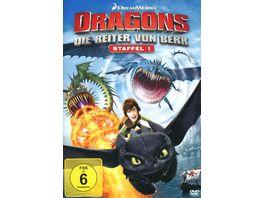 Dragons Die Reiter von Berk Staffel 1 Vol 1 4 4 DVDs