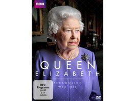 Queen Elizabeth Persoenlich wie nie