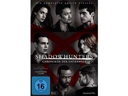 Shadowhunters Staffel 2 5 DVDs