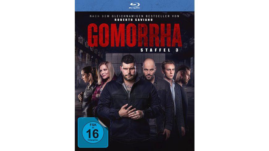 Gomorrha Staffel 3 3 BRs