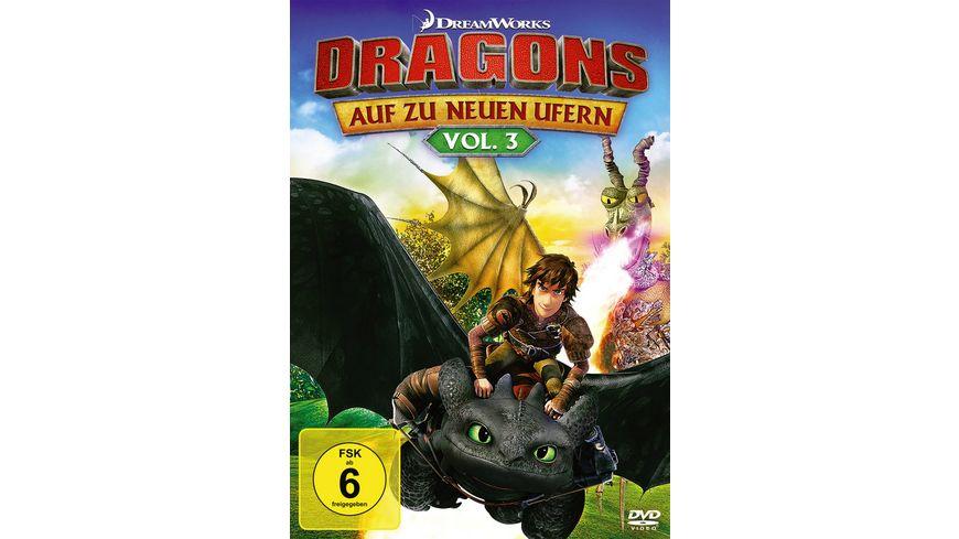 Dragons Auf zu neuen Ufern Vol 3