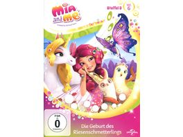 Mia and Me Staffel 3 Vol 6 Die Geburt des Riesenschmetterlings