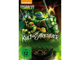Tales of the Teenage Mutant Ninja Turtles Der Kult von Shredder