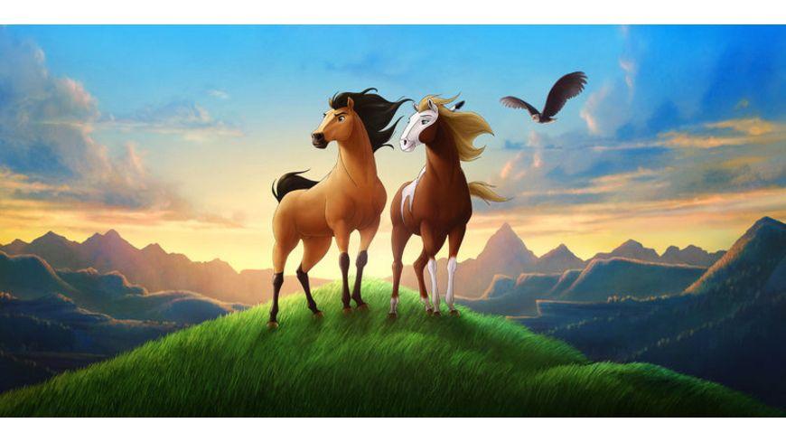 Spirit Der wilde Mustang