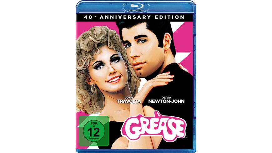 Grease 1 Remastered