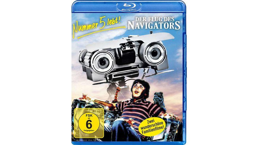 Nummer 5 lebt Der Flug des Navigators 2 BRs