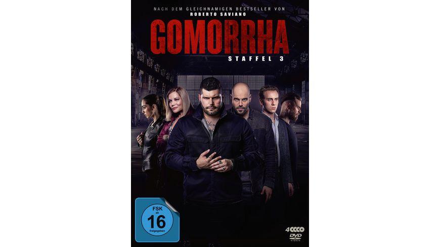 Gomorrha Staffel 3 4 DVDs