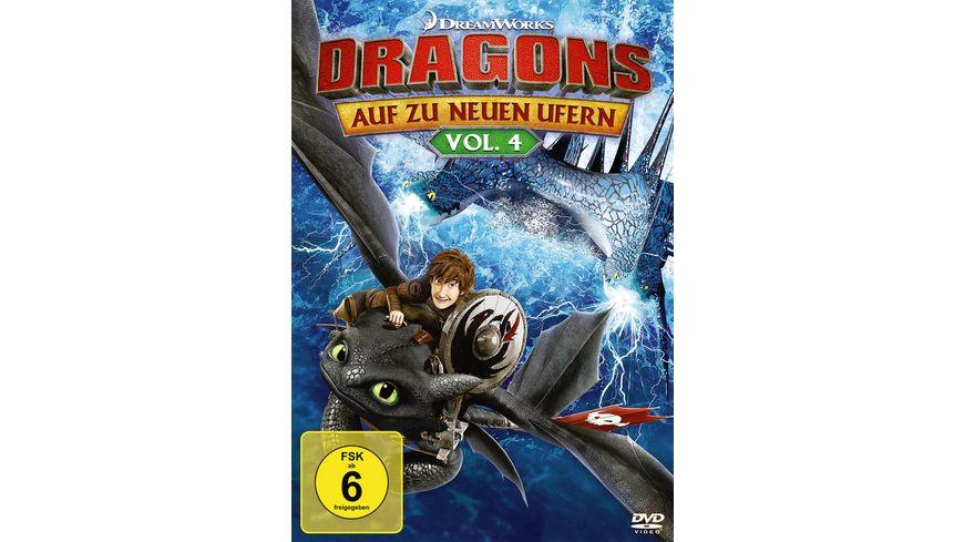 Dragons Auf zu neuen Ufern Vol 4