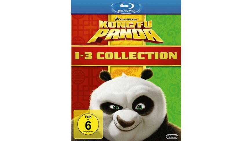 Kung Fu Panda 1 3 3 BRs