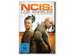 NCIS Los Angeles Season 8 6 DVDs