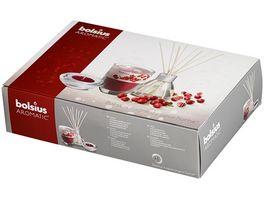 bolsius Aromatic Geschenkset Wilde Cranberry