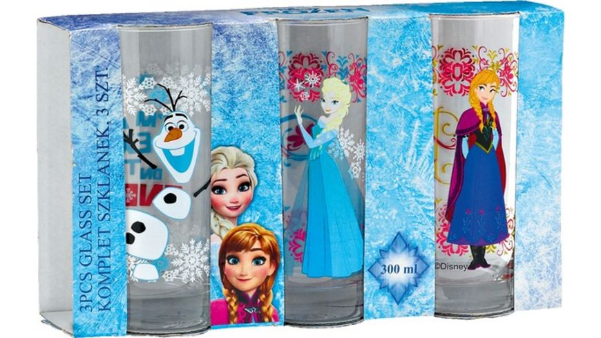 p os Kinder Glaeserset Frozen