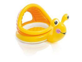 Intex Baby Pool Schnecke 145 102 cm
