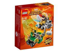 LEGO Marvel Super Heroes 76091 Mighty Micros Thor vs Loki