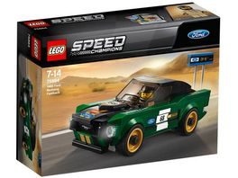 LEGO Speed Champions 75884 1968 Ford Mustang