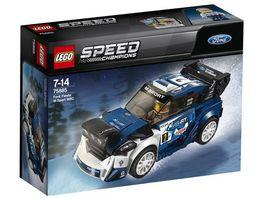 LEGO Speed Champions 75885 Ford Fiesta M Sport WRC