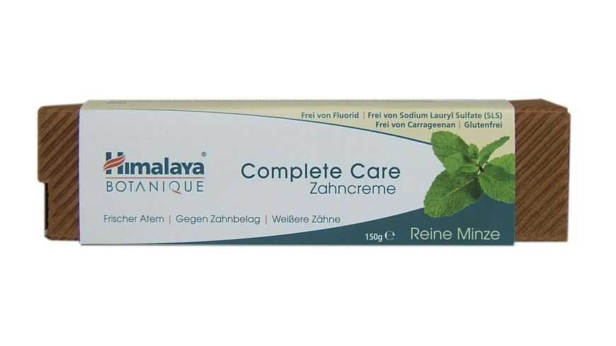 Himalaya Botanique Complete Care Minze