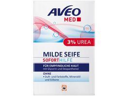 AVEO MED Milde Seife Urea