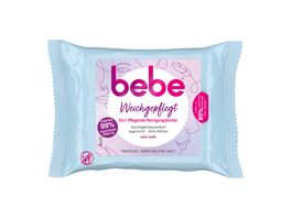 bebe 5in1 Pflegende Reinigungstuecher