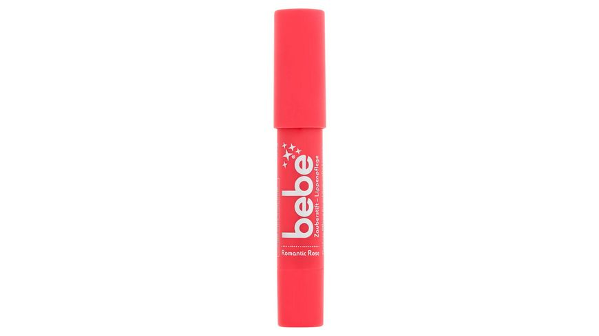 bebe Zauberstift Lippenpflege Romantic Rose