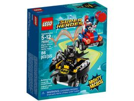 LEGO DC Comics Super Heroes 76092 Mighty Micros Batman vs Harley Quinn
