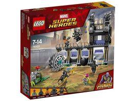 LEGO Marvel Super Heroes 76103 Corvus Glaives Attacke