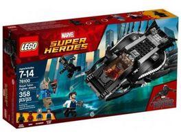 LEGO Marvel Super Heroes 76100 Royal Talon Attacke
