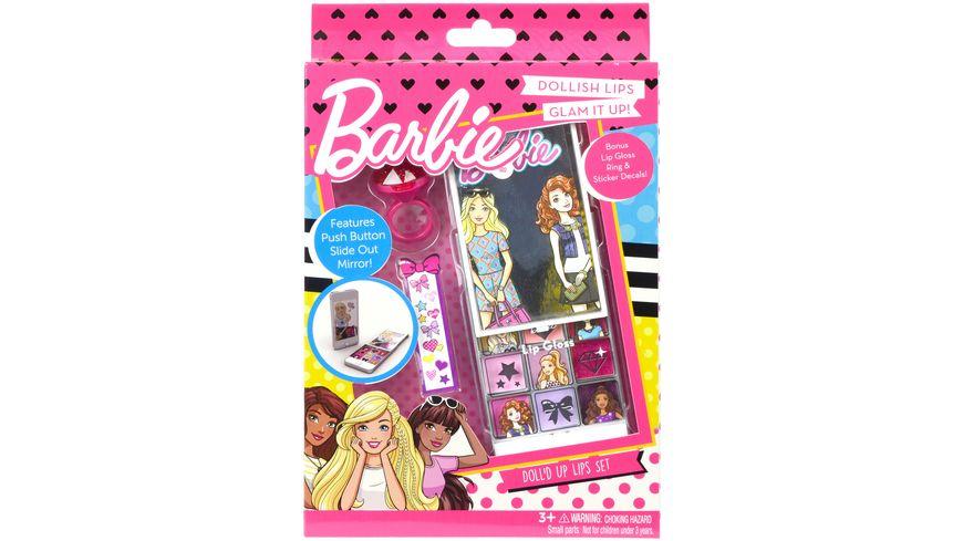 Markwins Barbie Lippglos Set