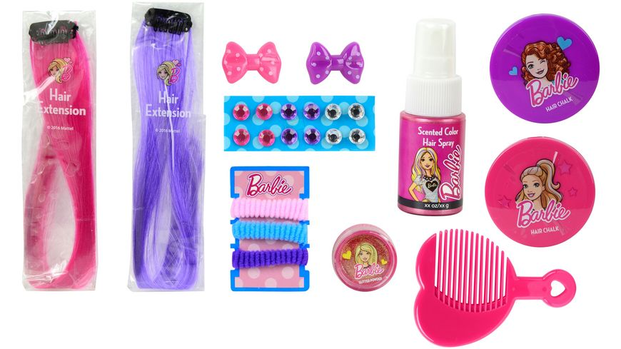 Markwins Barbie Haarstyling Set