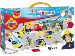 CRAZE SPLASH BEADYS Fun Set Fireman Sam