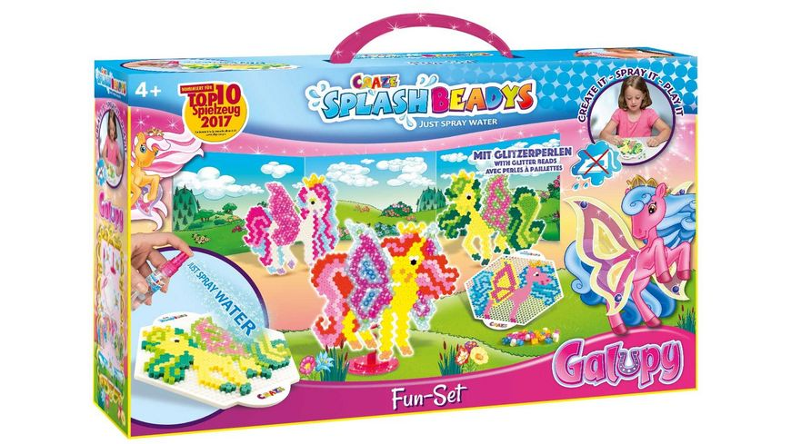 CRAZE SPLASH BEADYS Fun Set GALUPY