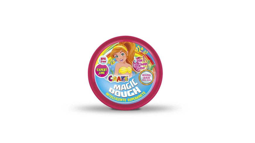 CRAZE Magic Dough Mermaid