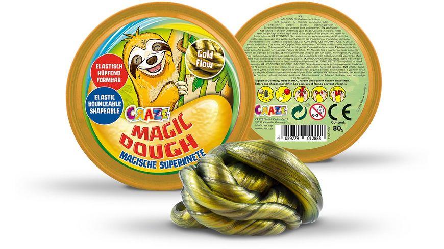 CRAZE Magic Dough Faultier Sloth