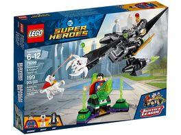 LEGO DC Comics Super Heroes 76096 Superman Krypto Team Up