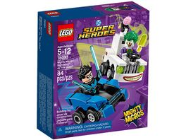 LEGO DC Comics Super Heroes 76093 Mighty Micros Nightwing vs The Joker