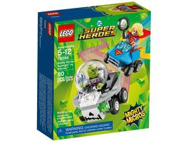 LEGO DC Comics Super Heroes 76094 Mighty Micros Supergirl vs Brainiac