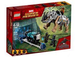 LEGO Marvel Super Heroes 76099 Rhino Entscheidung an der Mine